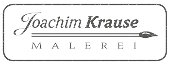 Joachim Krause Malerei