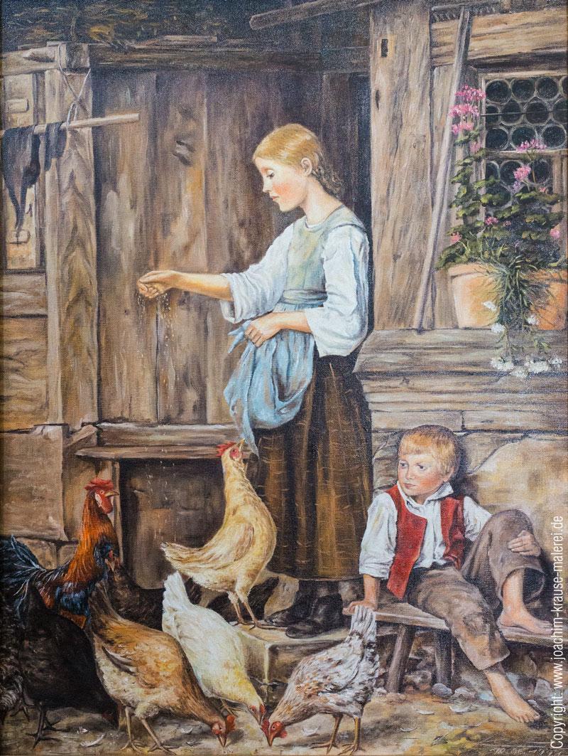 Hühnerliesl