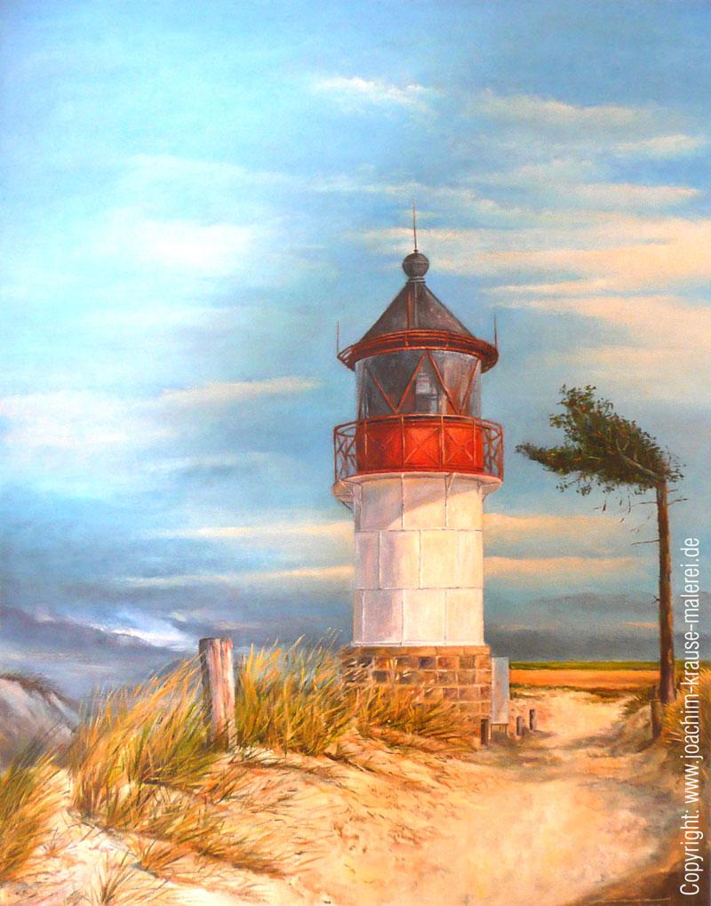 """Leuchtturm """"Süderende"""" Hiddensee"""